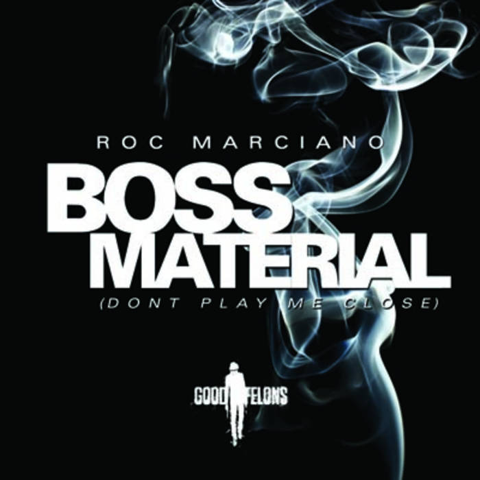 Boss Material (Don't Play Me Close) EP cover art