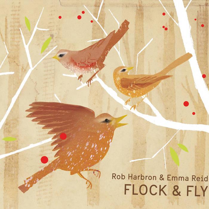 Flock & Fly cover art