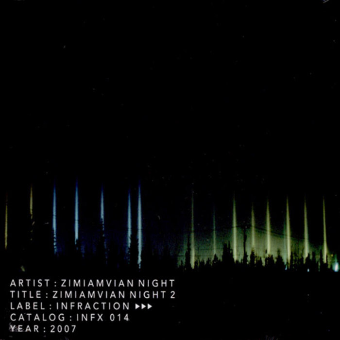 Zimiamvian Night 2 cover art