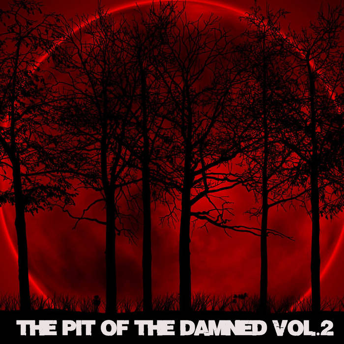 The Pit of the Damned Vol.2 cover art