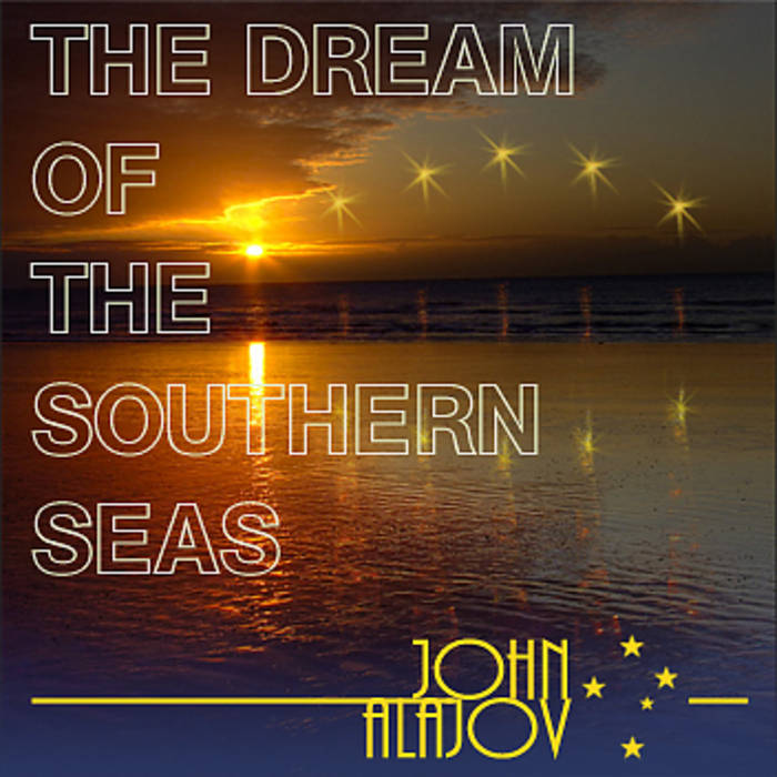 The Dream Of The Southern Seas cover art