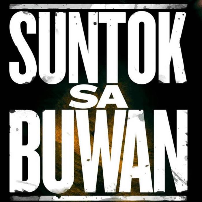 Suntok sa Buwan OST cover art