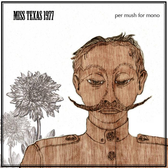 per mush for mono cover art