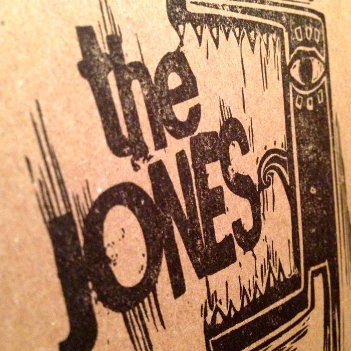 The Jones cover art