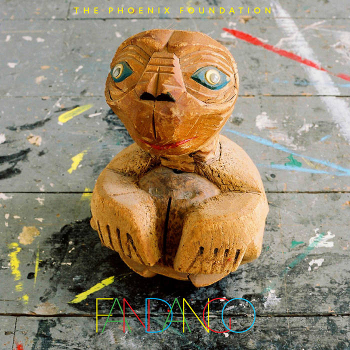 Double LP+Digital - Fandango (NZ/Aus Only) cover art