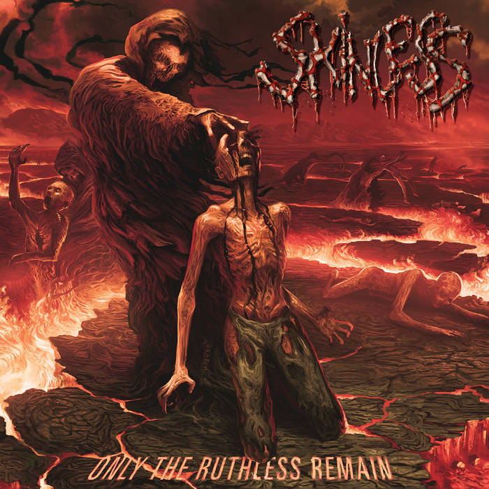 Only The Ruthless Remain cover art