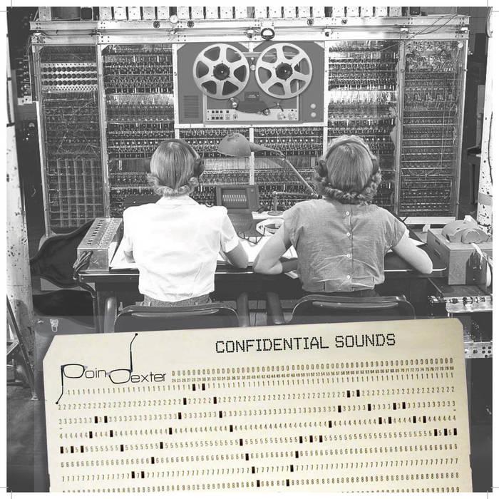 Confidential: Sounds cover art