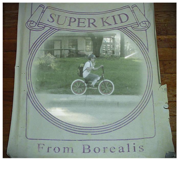 Super Kid cover art