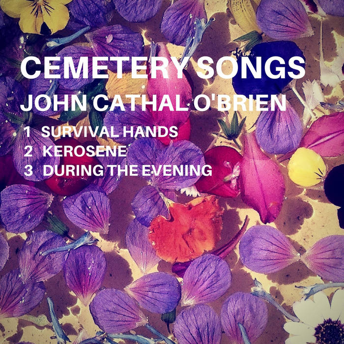CEMETERY SONGS cover art