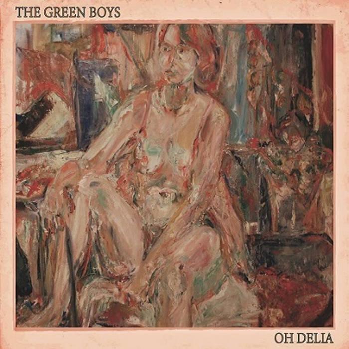 Oh Delia cover art