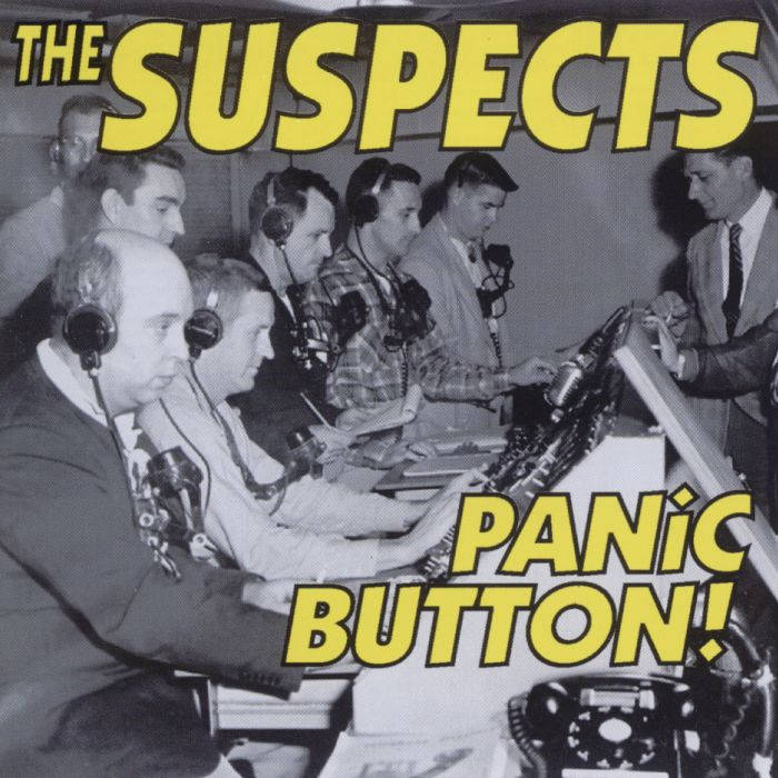 Panic Button (2000) cover art