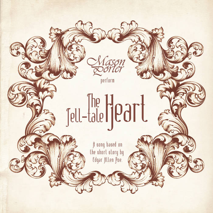 The Tell-Tale Heart cover art