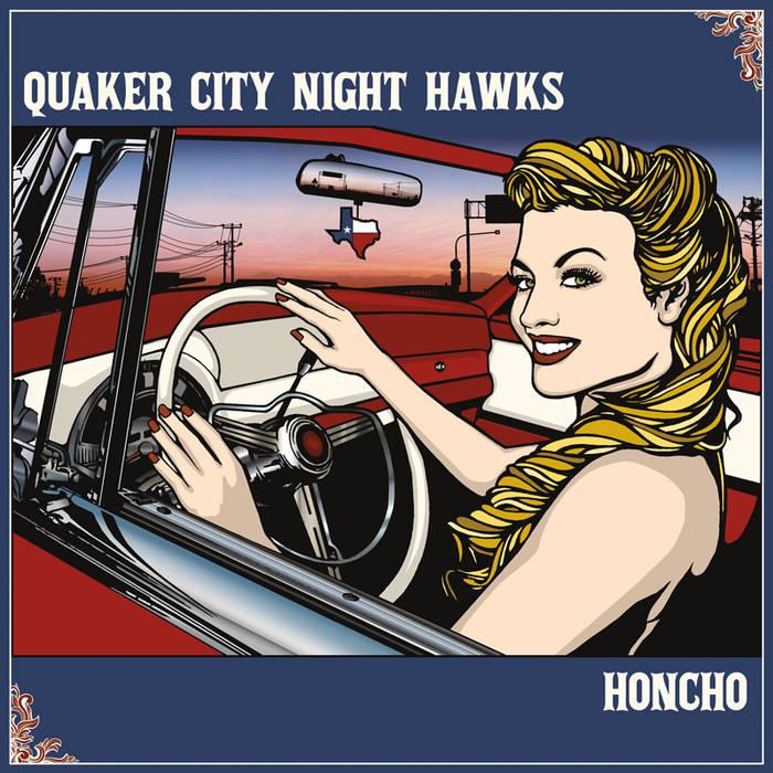Honcho cover art
