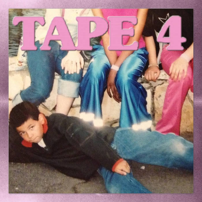 TAPE4 cover art