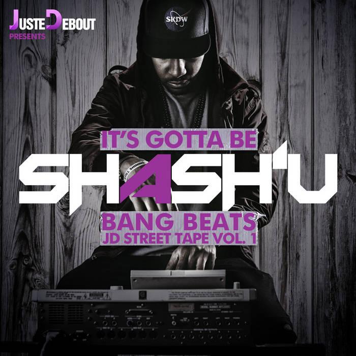 Bang Beats JD Street tape, Vol1 cover art