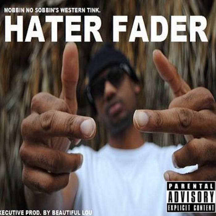 HATER FADER cover art