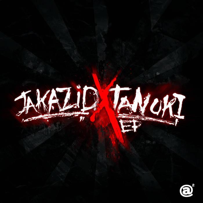 JAKAZiD ✕ TANUKI EP cover art