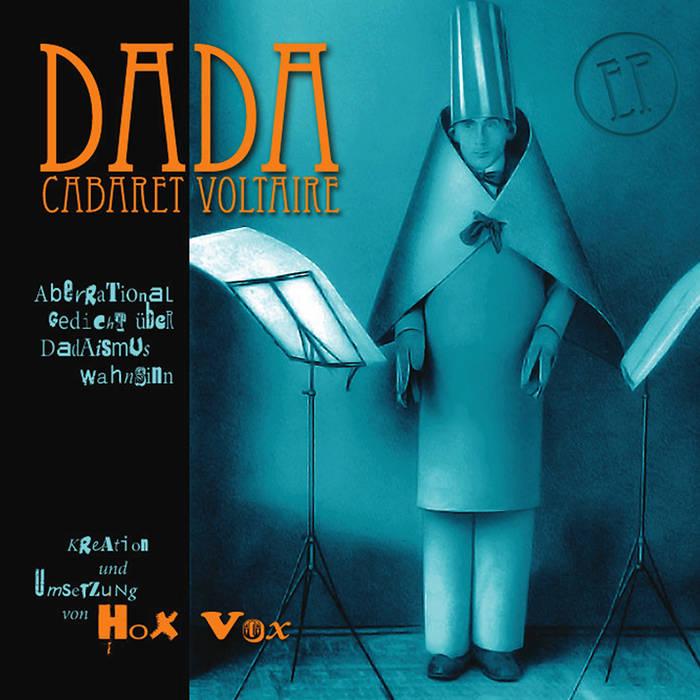 Dada EP cover art