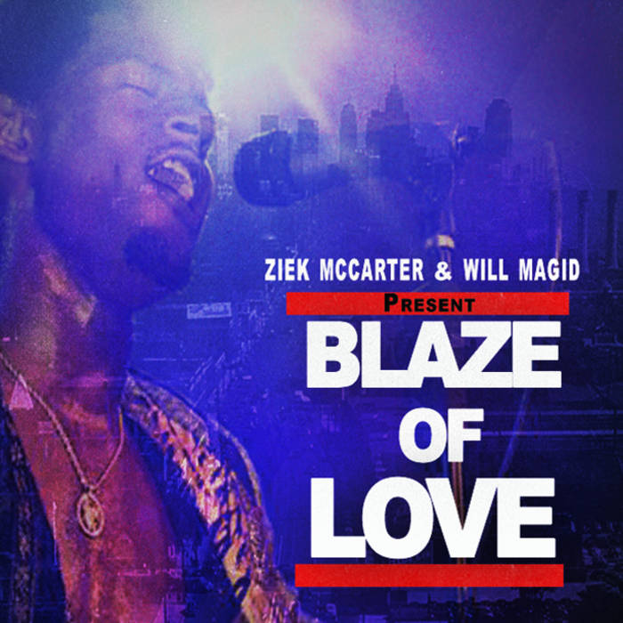 Blaze of Love cover art