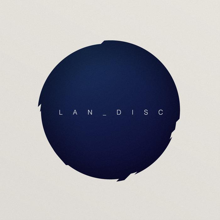 LAN DISC cover art