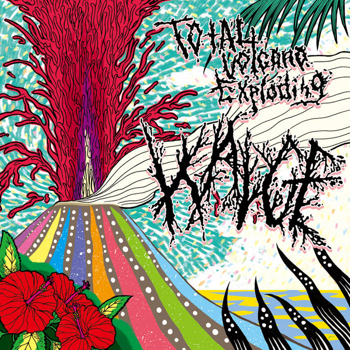 Total Volcano Exploding cover art