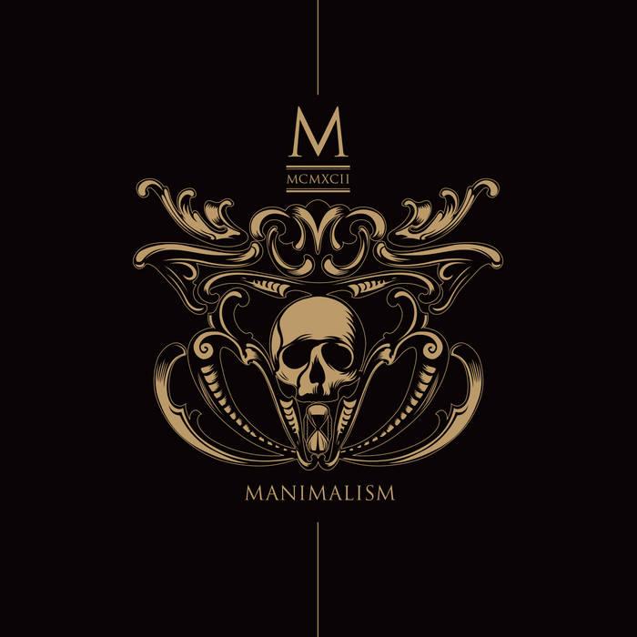 Manimalism cover art