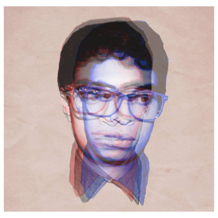Dribble EP cover art