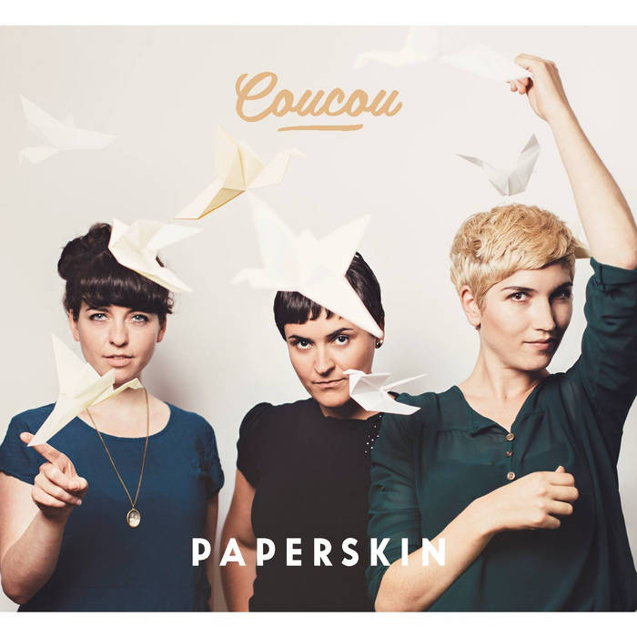 Paperskin cover art