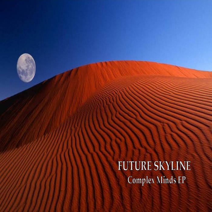 Complex Minds EP cover art