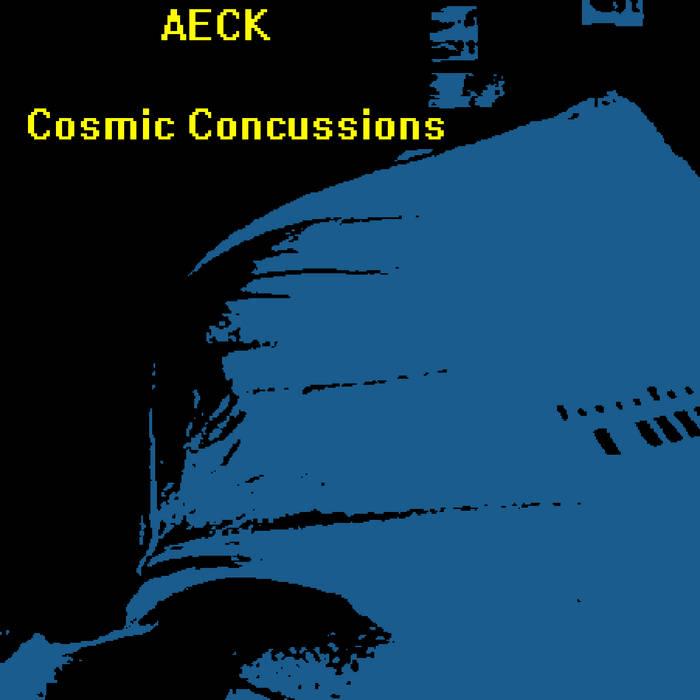 Cosmic Concussions cover art