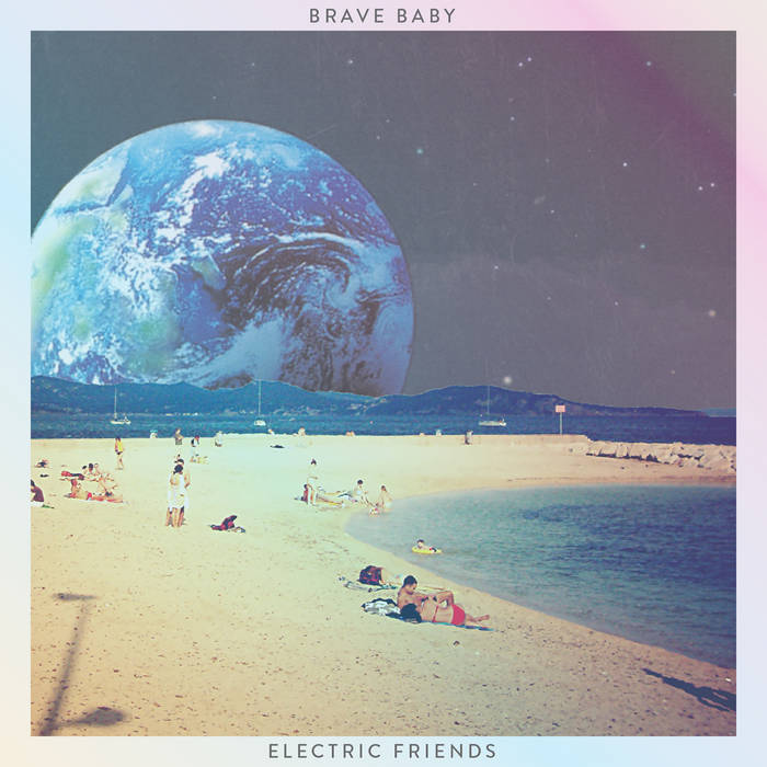 Electric Friends cover art
