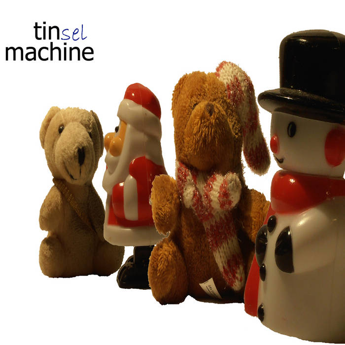 Tinsel Machine cover art