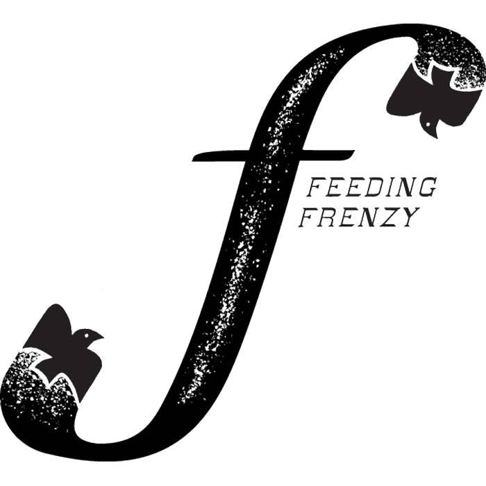 Feeding Frenzy EP cover art