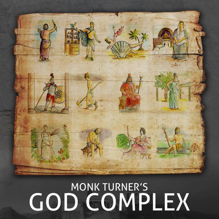 God Complex cover art