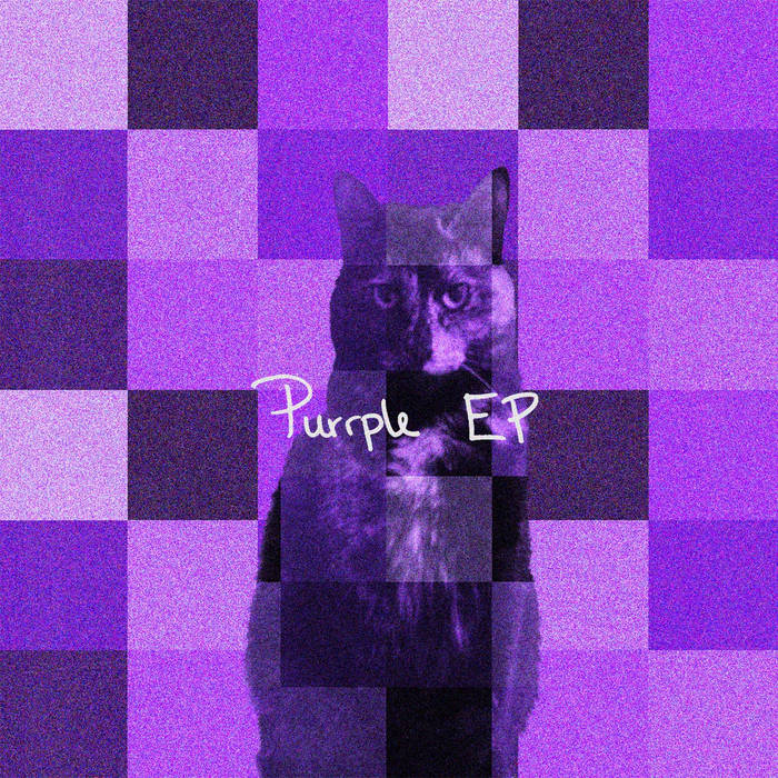 Purrple EP cover art
