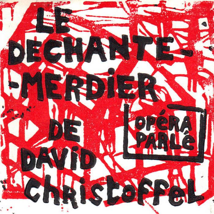 Le Déchante-Merdier cover art