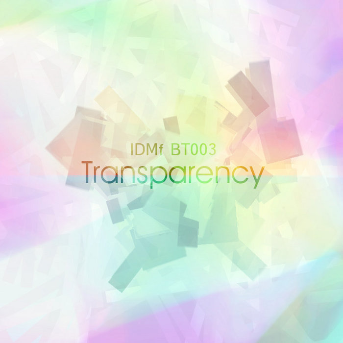 [IDMfBT003] Transparency cover art