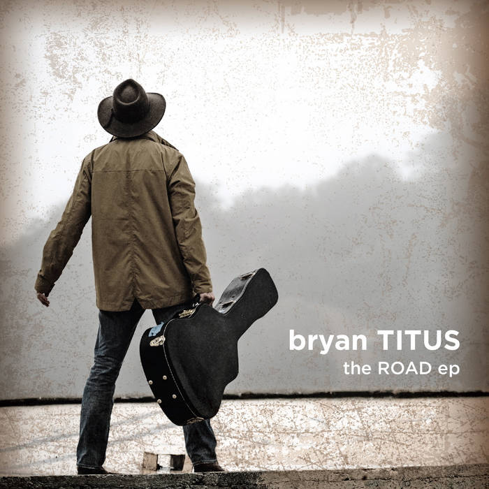 the ROAD ep cover art