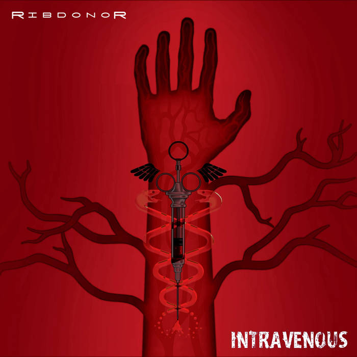 Intravenous cover art
