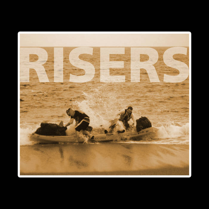 Risers EP cover art