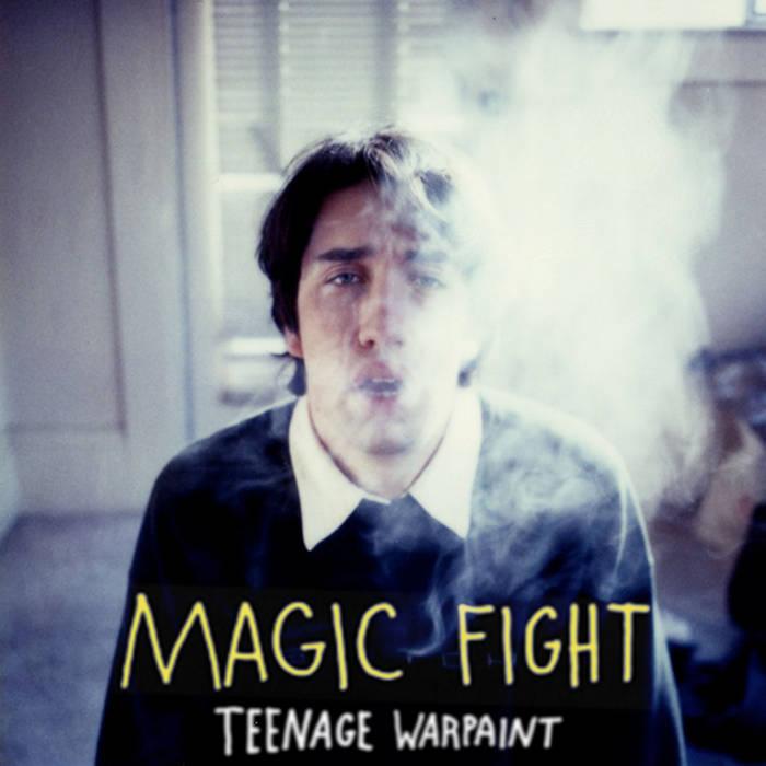 Teenage Warpaint cover art
