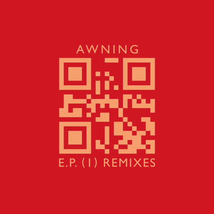 E.P. (1) Remixes cover art