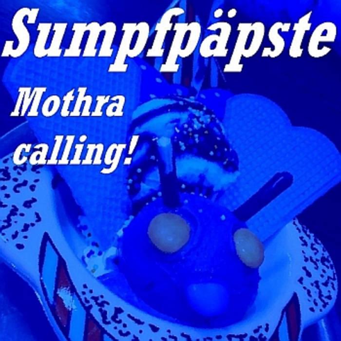 Mothra calling cover art