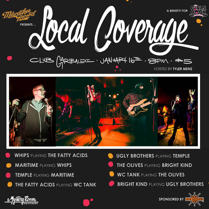 Local Coverage 2015 cover art