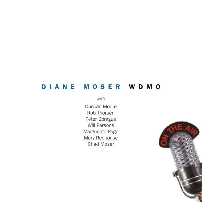 Diane Moser WDMO cover art