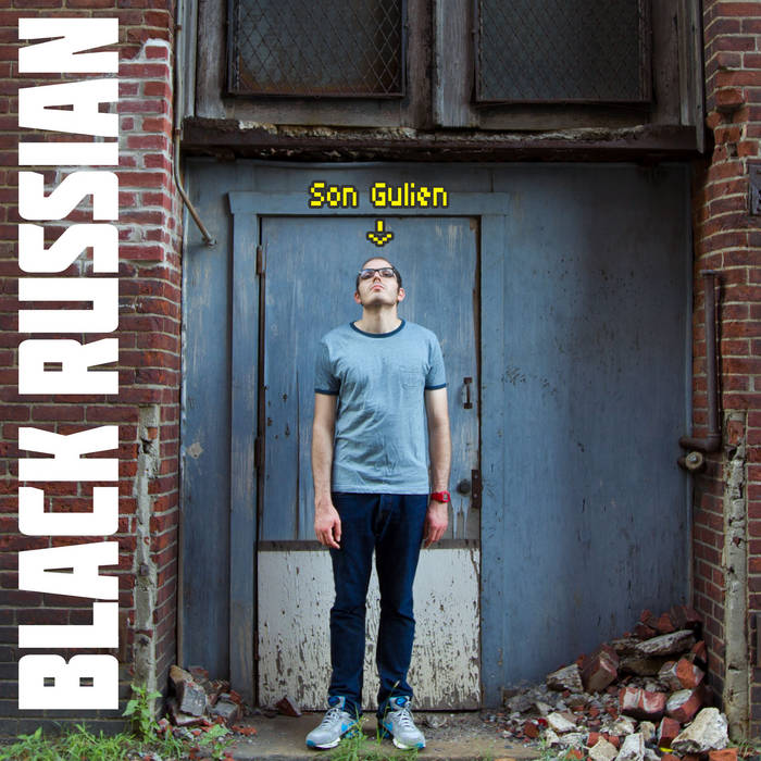 Black Russian EP cover art