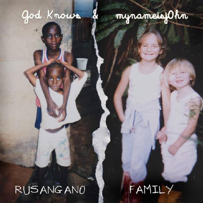 Rusangano / Family cover art