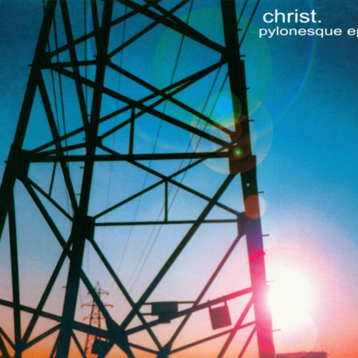 pylonesque ep cover art
