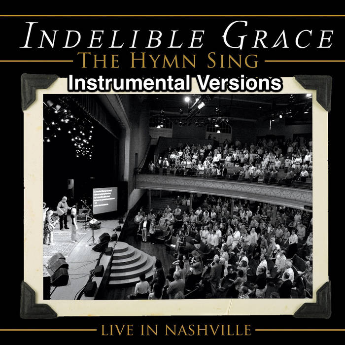 The Hymn Sing Live - Instrumental Versions cover art