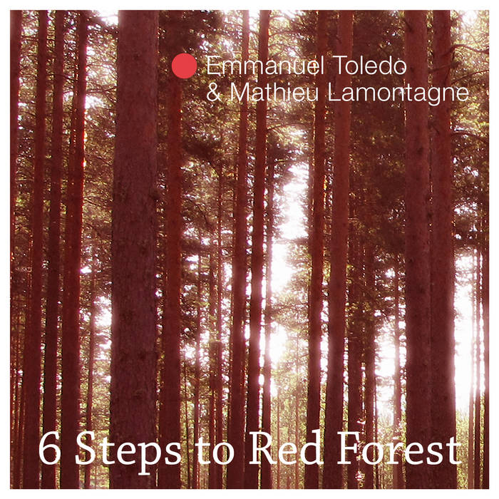 6 Steps to Red Forest cover art